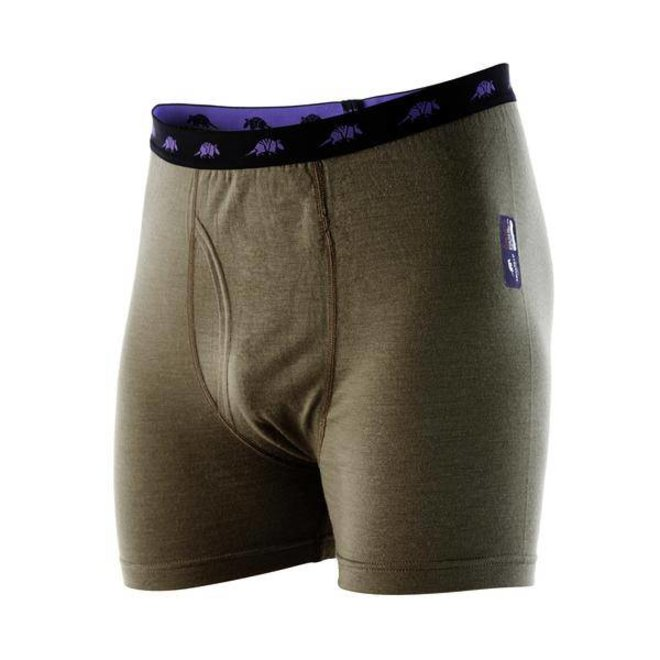 Rammy II - Boxer with fly - Olive