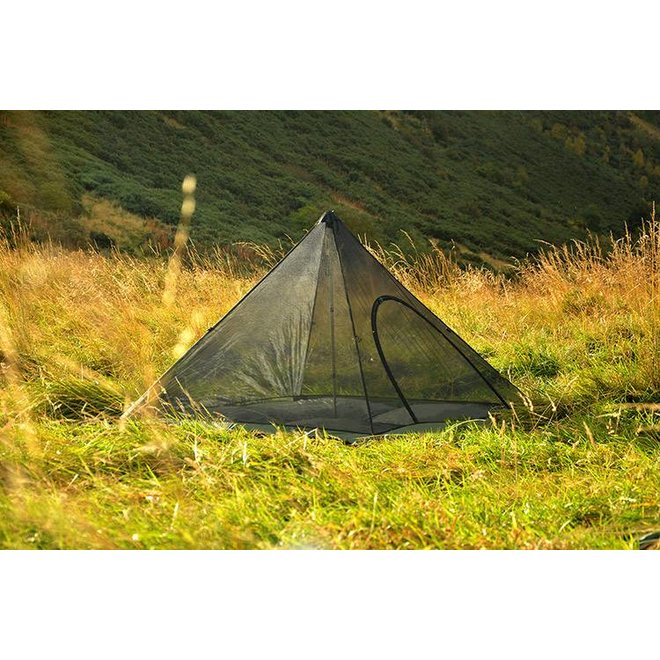 Superlight Pyramid Mesh Tent