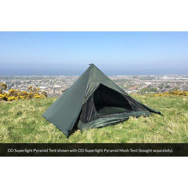 Superlight Pyramid Mesh Tent