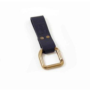 Casstrom No.3 Dangler + belt loop - zwart