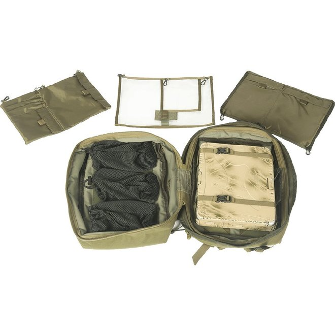 MMPS Organiser Pocket PLUS-Cedar