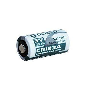Olight CR123A Lithium Batterij