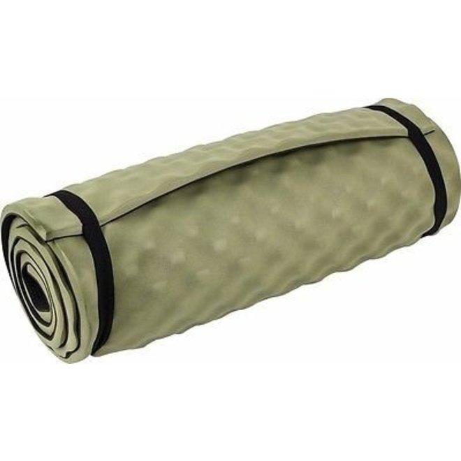 Comfort camper mat, lichtgewicht slaapmat - groen