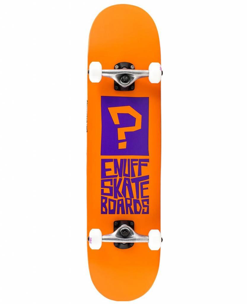 Enuff Enuff Skateboard Block Icon Orange