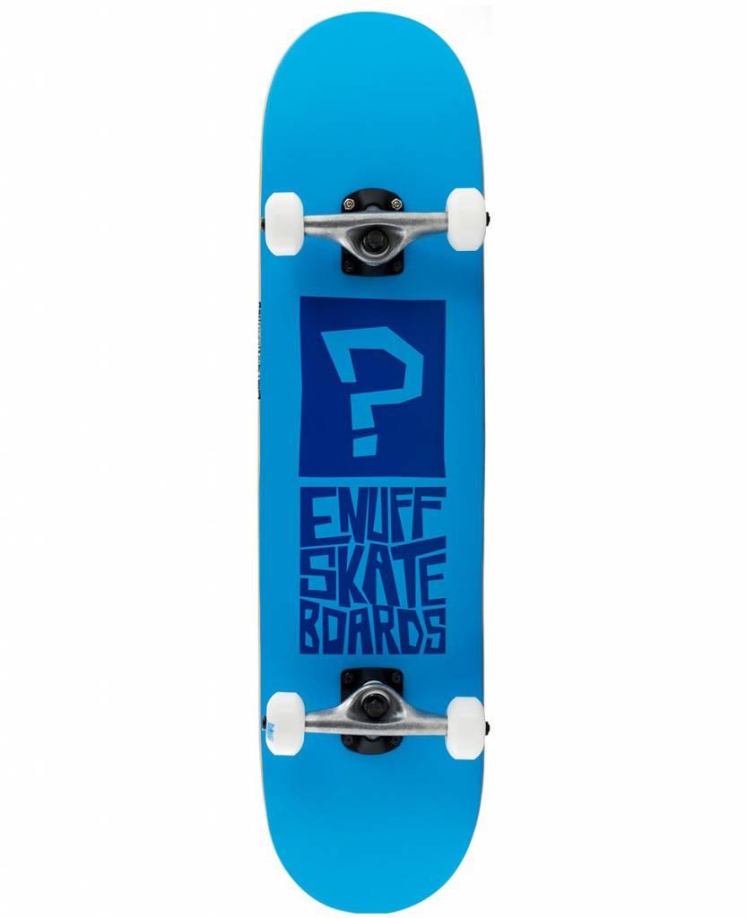 Enuff Enuff Skateboard Block Icon Blue
