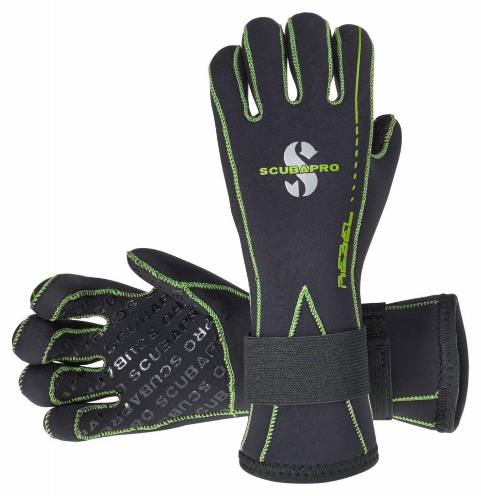 Scubapro Scubapro REBEL Gloves 3mm