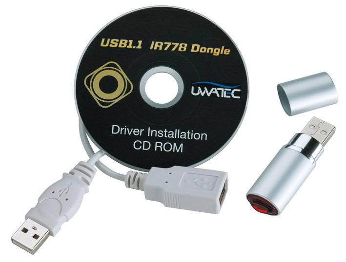 Scubapro Scubapro USB Infrarood - Dongel (IRDA)