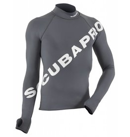 Scubapro Scubapro Rash Guard Go Big Lange Mouw HEREN