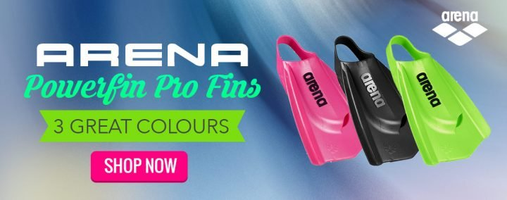 Arena Power Fin Pro Arena