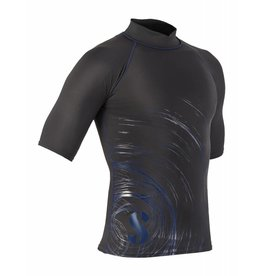 Scubapro Scubapro Circle Rash Guard korte Mouw Heren