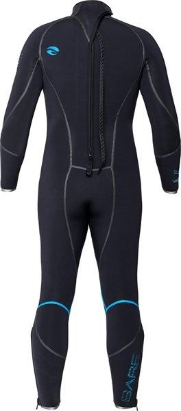 Bare Bare 7mm Reactive Full Blue Men Wetsuit