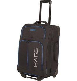 Bare Bare Carry-On Wheeled Luggage Bag