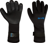 Bare Bare 5mm Coldwater Gauntlet Gloves
