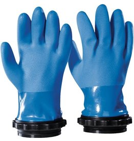 Bare Bare Dry Gloves & Docking Ring Set droogpakhandschoen
