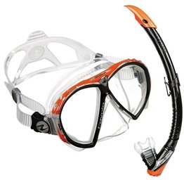 AquaLung Aqualung Set Favola + Zephyr ORA Masker+snorkel
