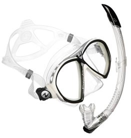 AquaLung Aqualung Set Favola + Zephyr WHT/ARC Masker + Snorkelset