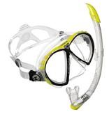AquaLung Aqualung Set Favola + Zephyr Hot Lime Masker + Snorkelset