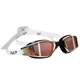 Aqua Sphere Aqua Sphere Xceed Multilayer Gold Lens White/Black Goggles
