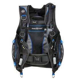 AquaLung Aqua Lung Pro HD Black/Charcoal/Blue Trimvest