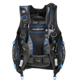 AquaLung Aqua Lung Pro HD Black/Charcoal/Blue