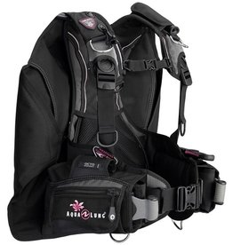 AquaLung Aqua Lung Lotus I3 Black/Silver/Pink BCD