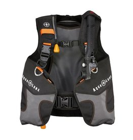 AquaLung Aqua Lung Wave Black/Orange Junior Trimvest