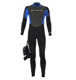 AquaLung Aqua Lung 3mm Bali Full Men Wetsuit