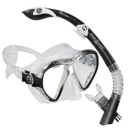 AquaLung Aqua Lung Magelan + Atlantis GoPro Black Mask