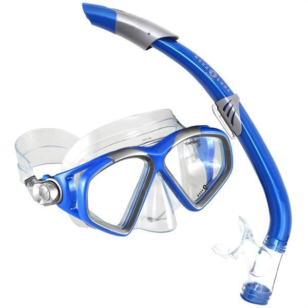 AquaLung Aqua Lung Cozumel II + Seabreeze II Blue