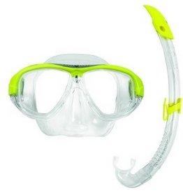 AquaLung Aqua Lung Coral LX + Airflex LX Yellow