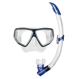 AquaLung Aqua Lung Oyster LX + Airflex Purge LX Blue