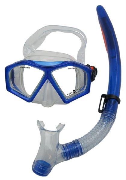 AquaLung Aqua Lung Molokai + Spout Dark Blauw
