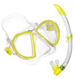 AquaLung Aqua Lung Duetto LX + Airflex Purge LX Geel