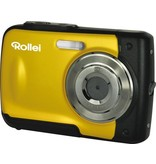 Rollei Rollei Sportsline 60 Geel Camera