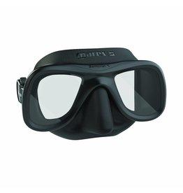 Mares Mares Samurai X Mask Black
