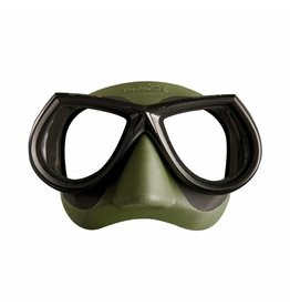Mares Mares Star Liquidskin masker Groen/Zwart