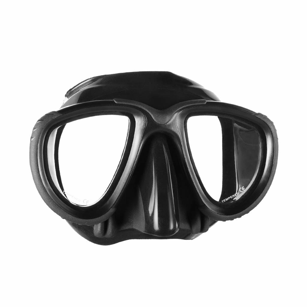Mares Mares Tana Freedive masker Zwart