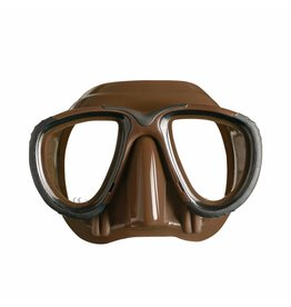 Mares Mares Tana Freedive masker Bruin