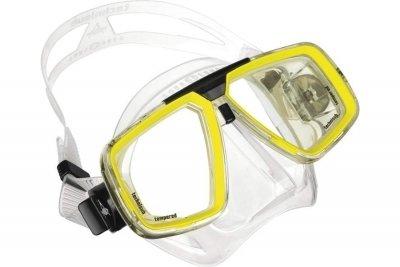 AquaLung AquaLung Look TS GEEL Duikbril voor Brildragers!