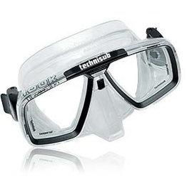 AquaLung AquaLung Look TS Transparant Duikbril voor Brildragers!
