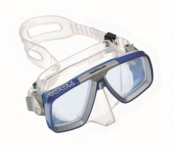 AquaLung AquaLung Look TS Blauw Duikbril voor Brildragers!