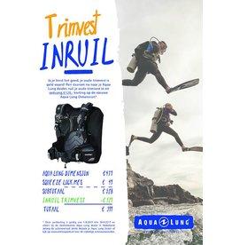 AquaLung Aqua Lung Dimension TRIMVEST INRUIL ACTIE!