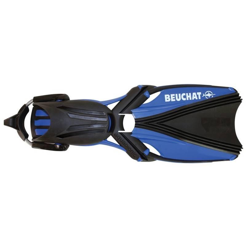 Beuchat Beuchat AquaBionic Fins Blue
