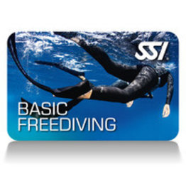 SSI Basic Freediving Cursus