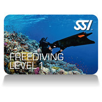 SSI Level 1 Freediving Course SSI