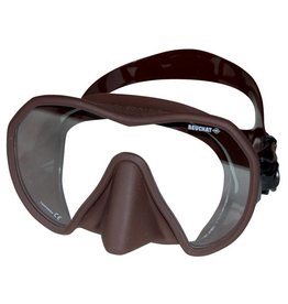 Beuchat Beuchat Maxlux S Mask Brown