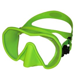 Beuchat Beuchat Maxlux S Mask Fluo Green