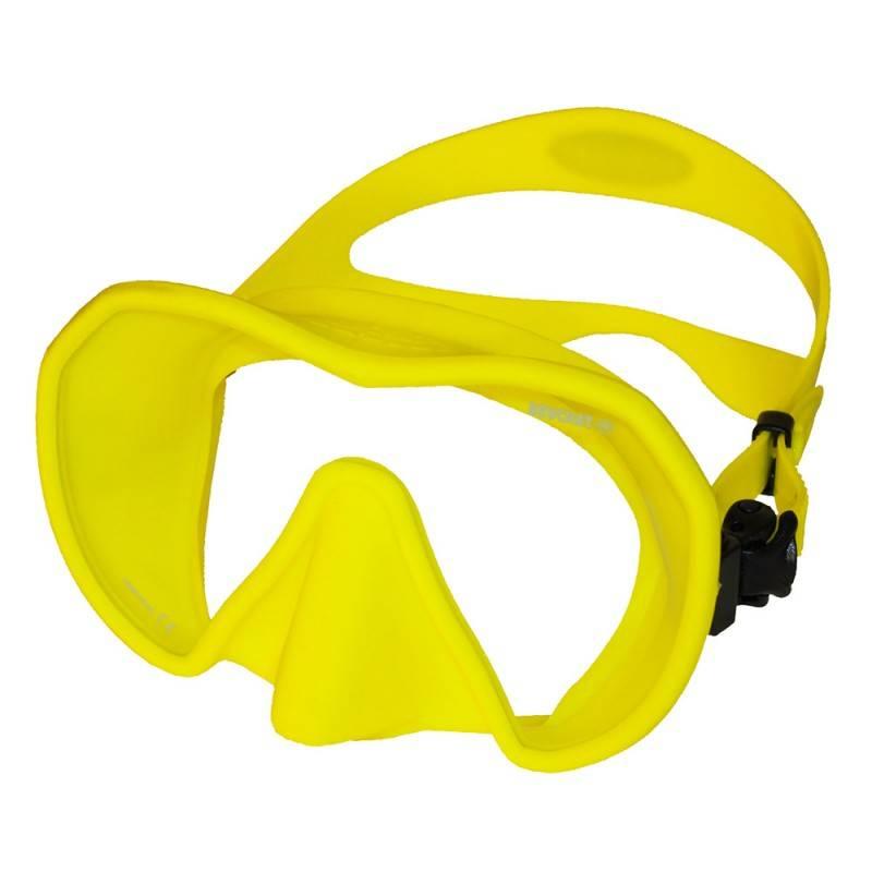 Beuchat Beuchat Maxlux S Duikbril Fluo Geel