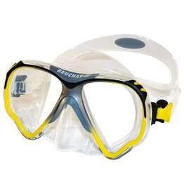 Beuchat Beuchat VIEW-MAX 2 HD Optical Mask Yellow