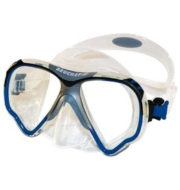 Beuchat Beuchat VIEW-MAX 2 HD Optical Mask Blue